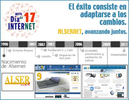 Día de Internet en Alsernet